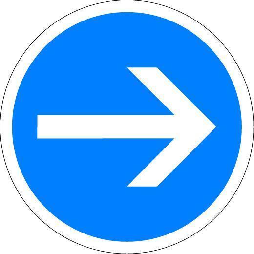 a droite
