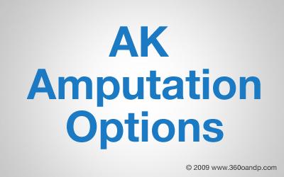 a-k amputation