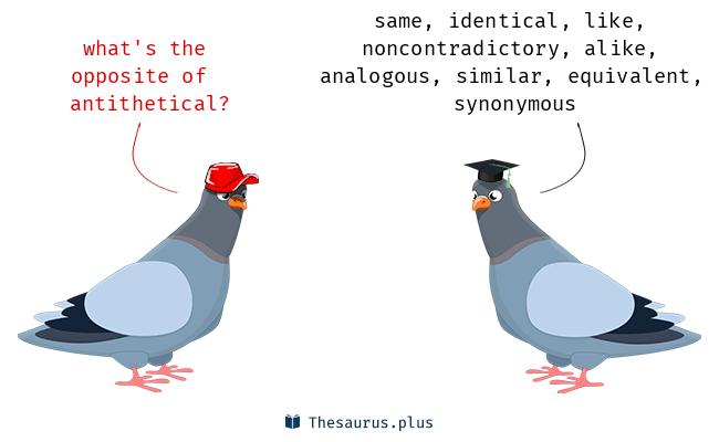 anti-thetical