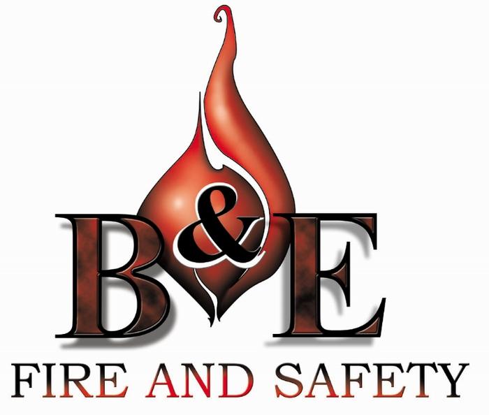 b and e