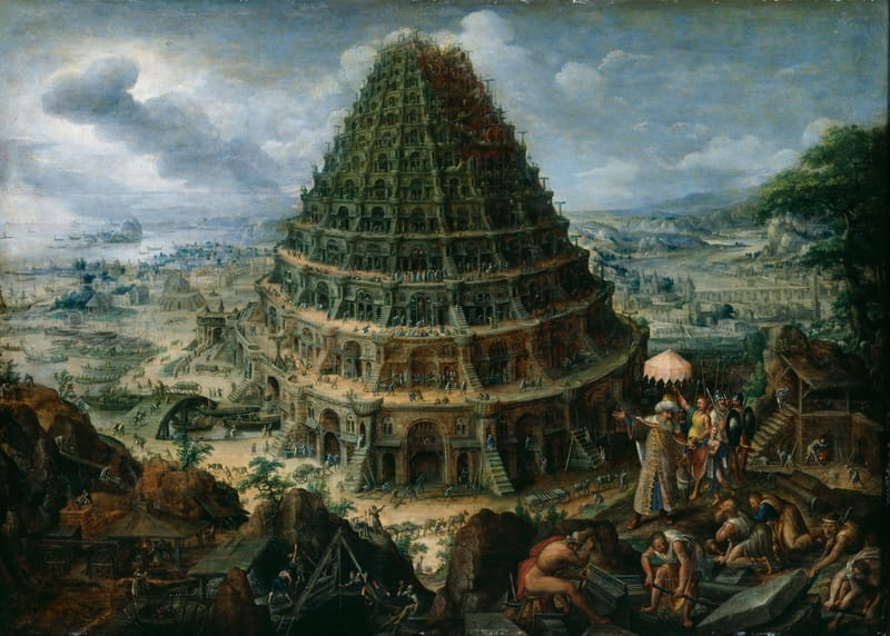 babel, tower of