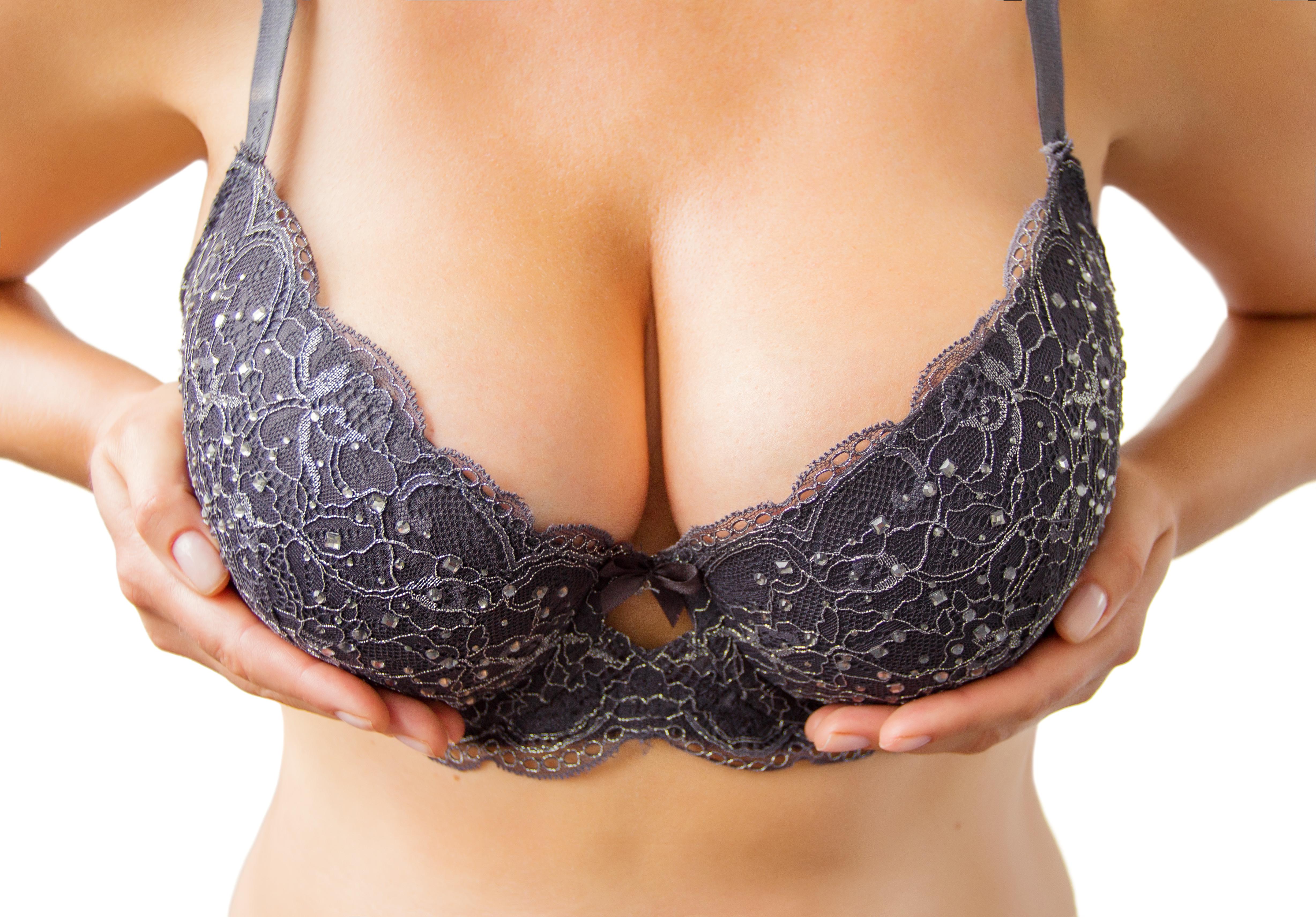 Женская грудь виды фото большая обошлось без