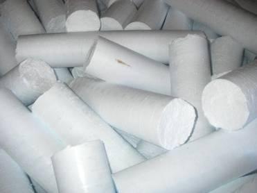 foamed plastic