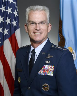 general of the air force