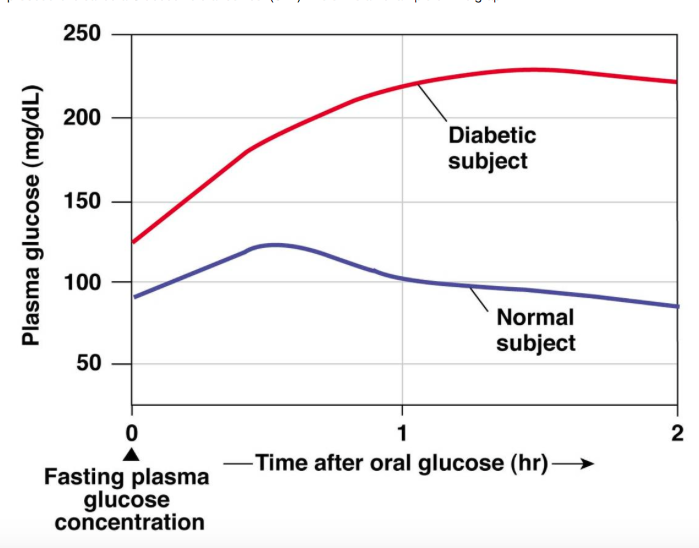 glucose tolerance test