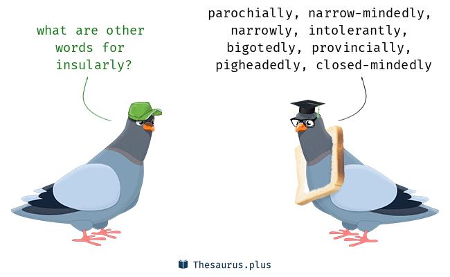 insularly