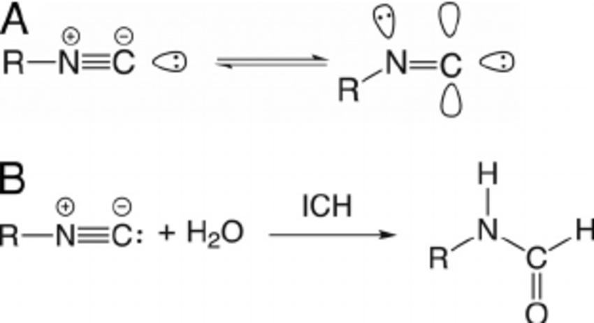 isocyanide  isocyanide