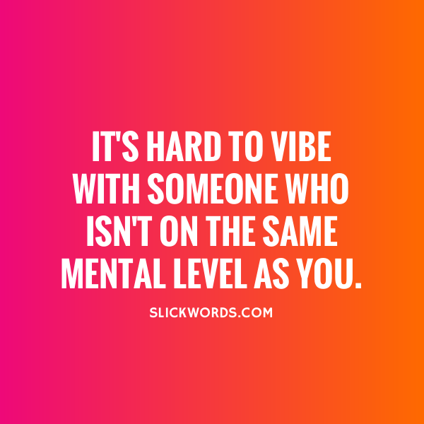 level with someone