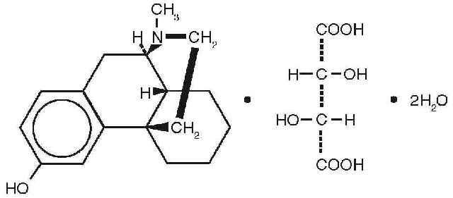 levorphanol tartrate