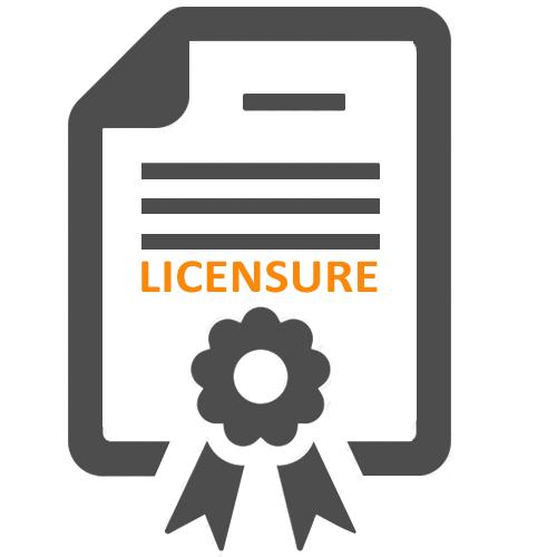 licensures