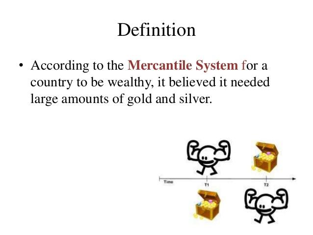 mercantile system