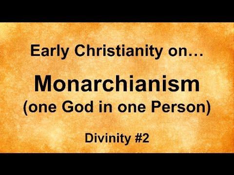 monarchianism