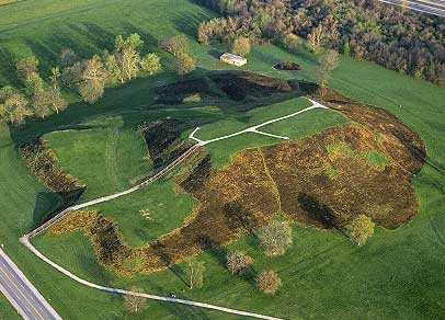 monks' mound