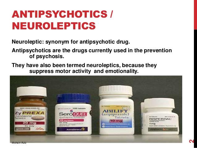 neuroleptic