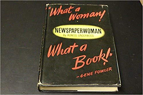 newspaperwoman