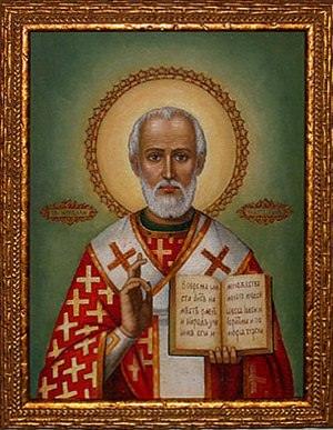 nicholas, saint