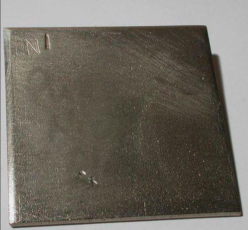 nickel-plate