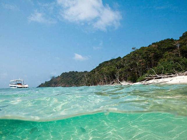 Nicobar Islands  Nicobar Islands
