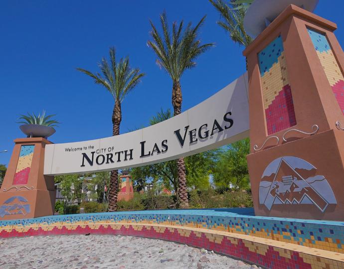 north las vegas