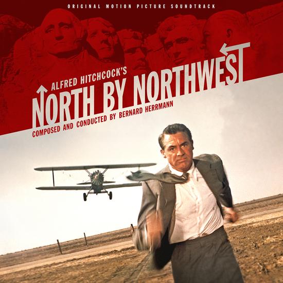 northwest by north