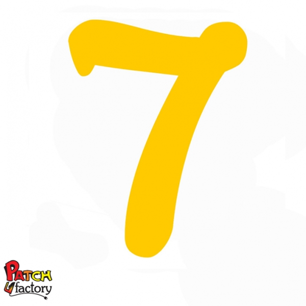 number seven iron