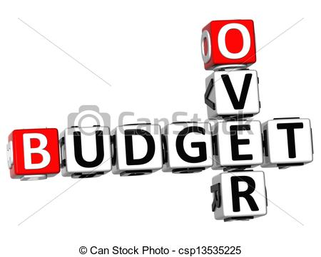 overbudget