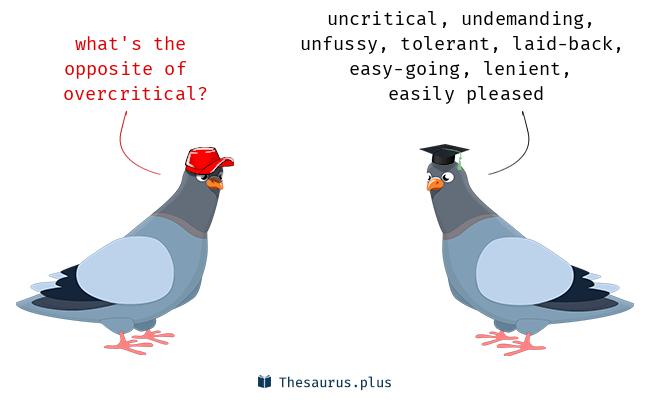 overcritical