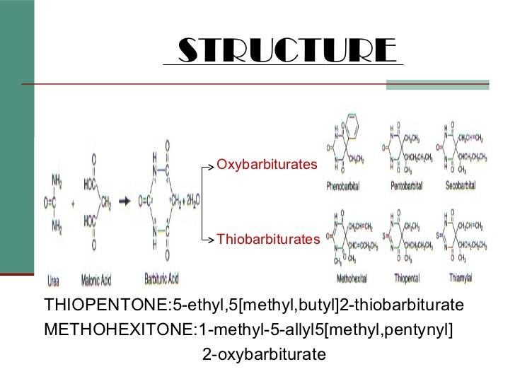 oxybarbiturate