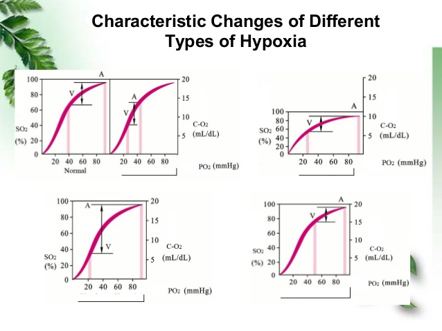 oxygen affinity hypoxia