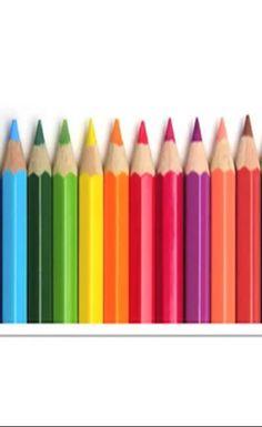 pencil crayon