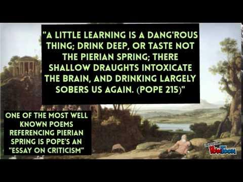 pierian spring