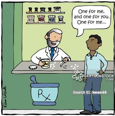 pill pusher