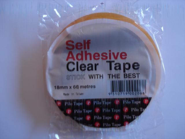 pilot tape