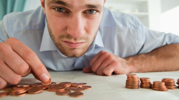 pinch pennies