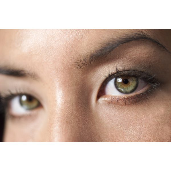 pinhole pupil