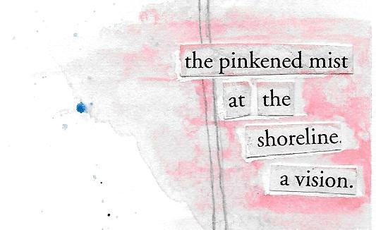 pinkened