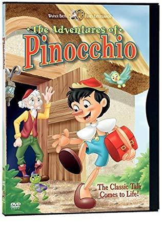 pinocchio, the adventures of