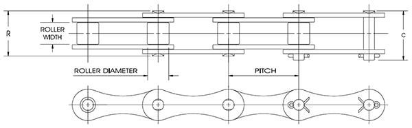 pitch chain