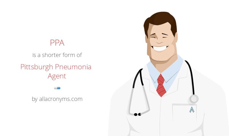 pittsburgh pneumonia