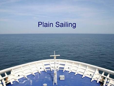 plain sail