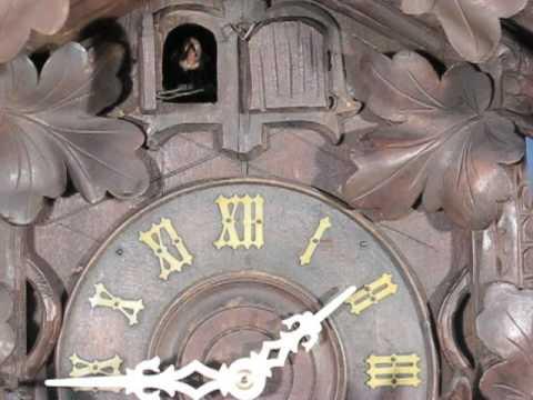 quail clock