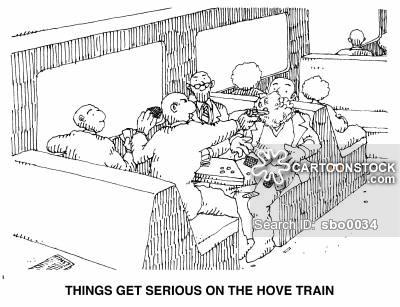 rail rage