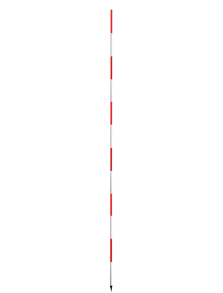range pole