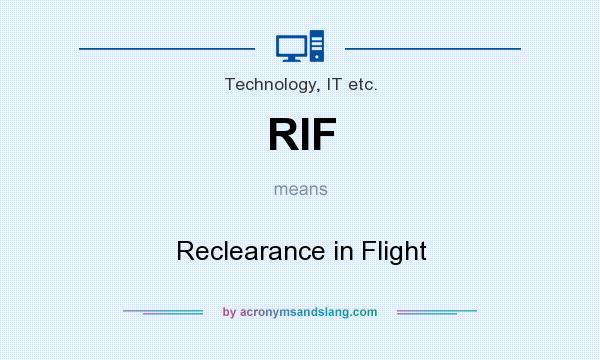 reclearance