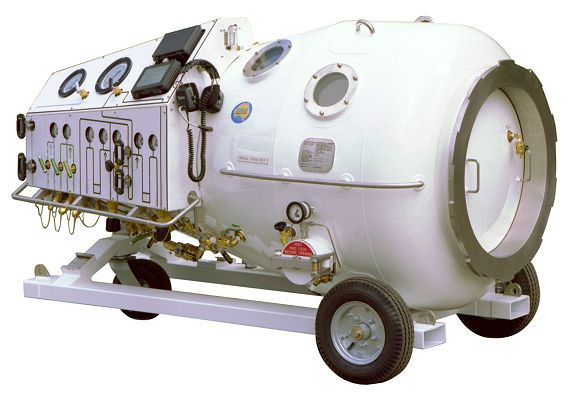recompression chamber