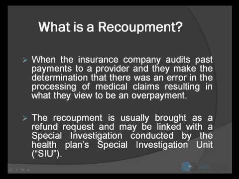 recoupment