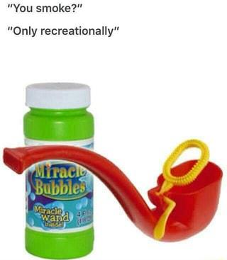 recreationally