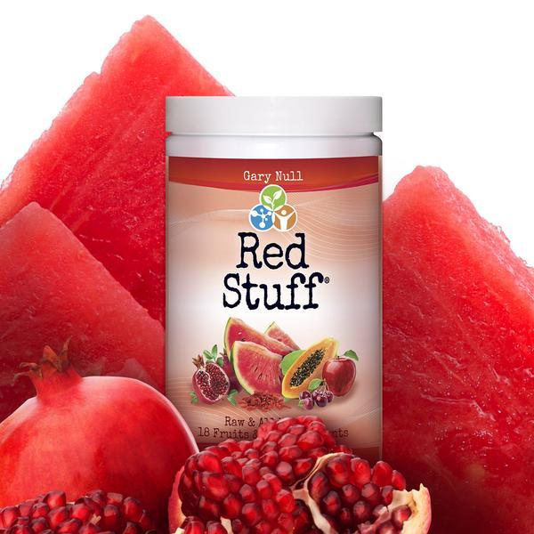 red stuff