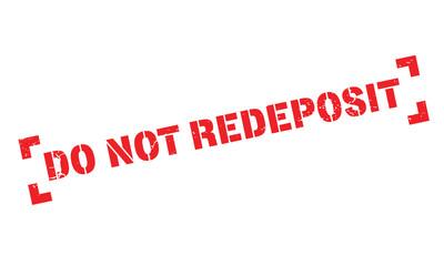 redeposit