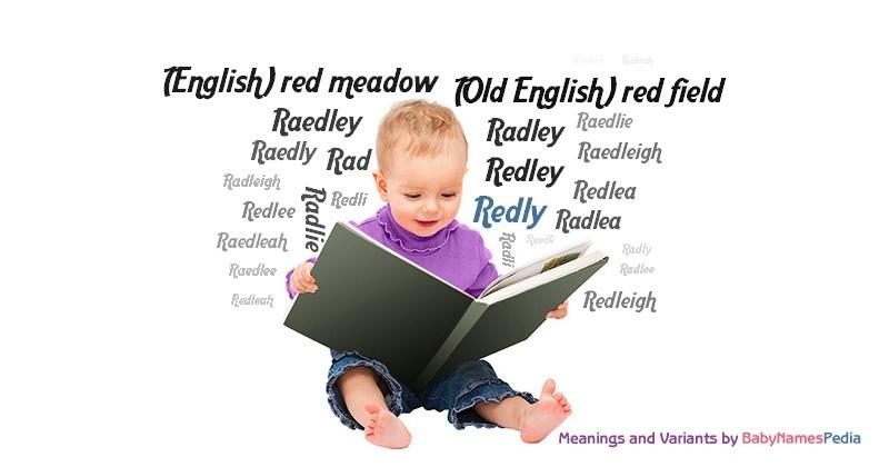 redly